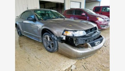 2002 Ford Mustang Coupe for sale 101177188