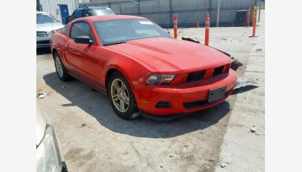 2012 Ford Mustang Coupe for sale 101177196