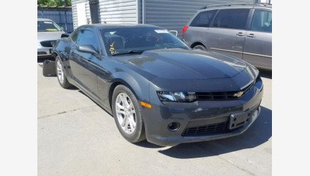 2015 Chevrolet Camaro LT Coupe for sale 101177210