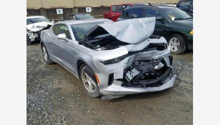 2017 Chevrolet Camaro LT Coupe for sale 101177236