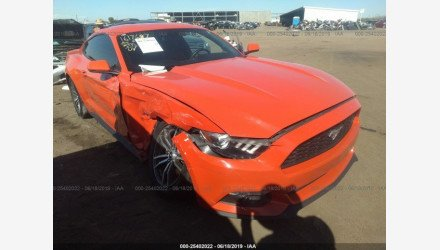 2015 Ford Mustang Coupe for sale 101177294