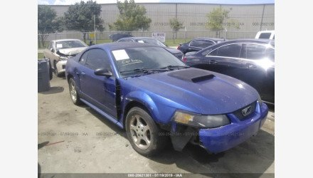 2003 Ford Mustang Coupe for sale 101177350
