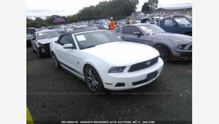 2014 Ford Mustang Convertible for sale 101177355