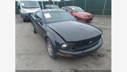 2007 Ford Mustang Coupe for sale 101177420