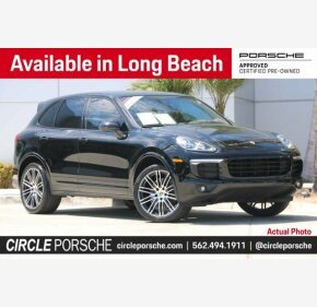 2017 Porsche Cayenne for sale 101177673