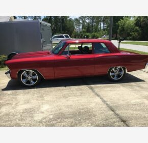 1967 Chevrolet Nova for sale 101177767