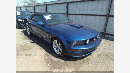 2009 Ford Mustang GT Convertible for sale 101178548