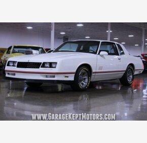 1987 Chevrolet Monte Carlo Classics for Sale - Classics on Autotrader