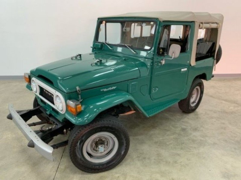 1977 Toyota Land Cruiser Classics for Sale - Classics on