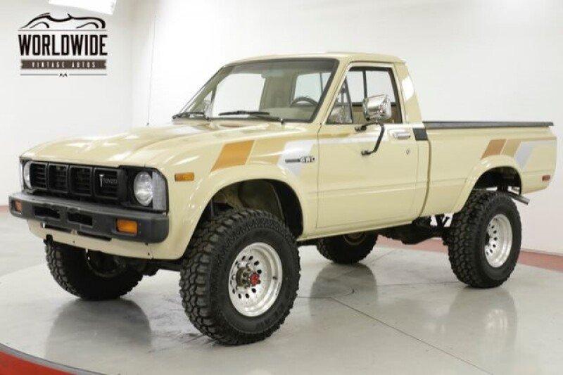 Toyota Pickup Classics for Sale - Classics on Autotrader