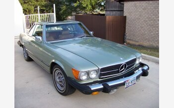 1977 Mercedes-Benz 450SL Classics for Sale - Classics on Autotrader