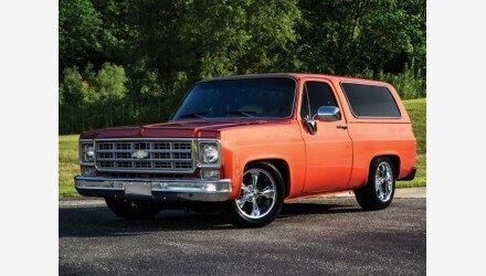 Chevrolet Blazer Classics for Sale - Classics on Autotrader