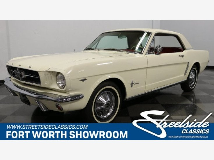1965 Ford Mustang for sale near Fort Worth, Texas 76137 - Classics