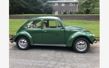 1971 Volkswagen Beetle Classics for Sale - Classics on Autotrader