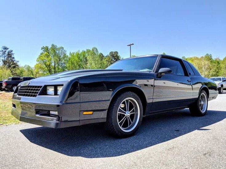 1986 Chevrolet Monte Carlo SS for sale near STATESVILLE, North