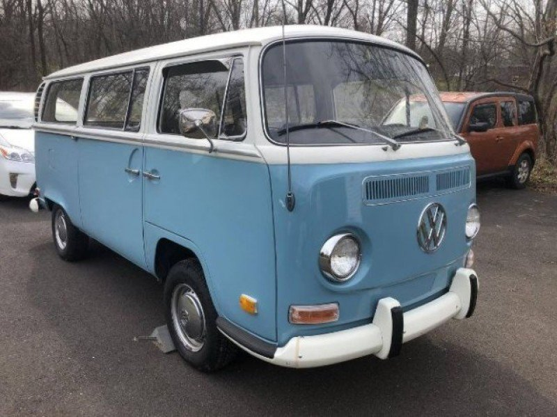 1971 Volkswagen Vans Classics for Sale - Classics on Autotrader