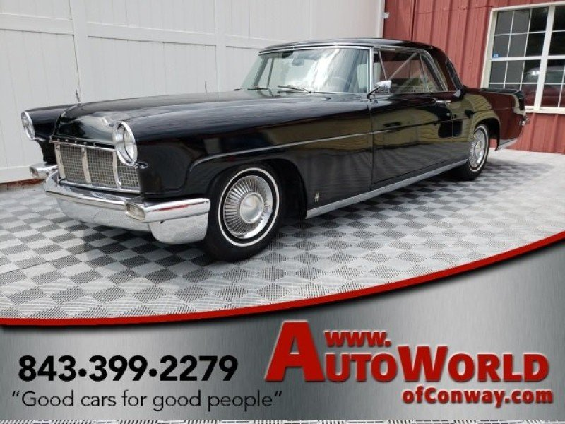 1956 Lincoln Continental Clics for Sale - Clics on ... on