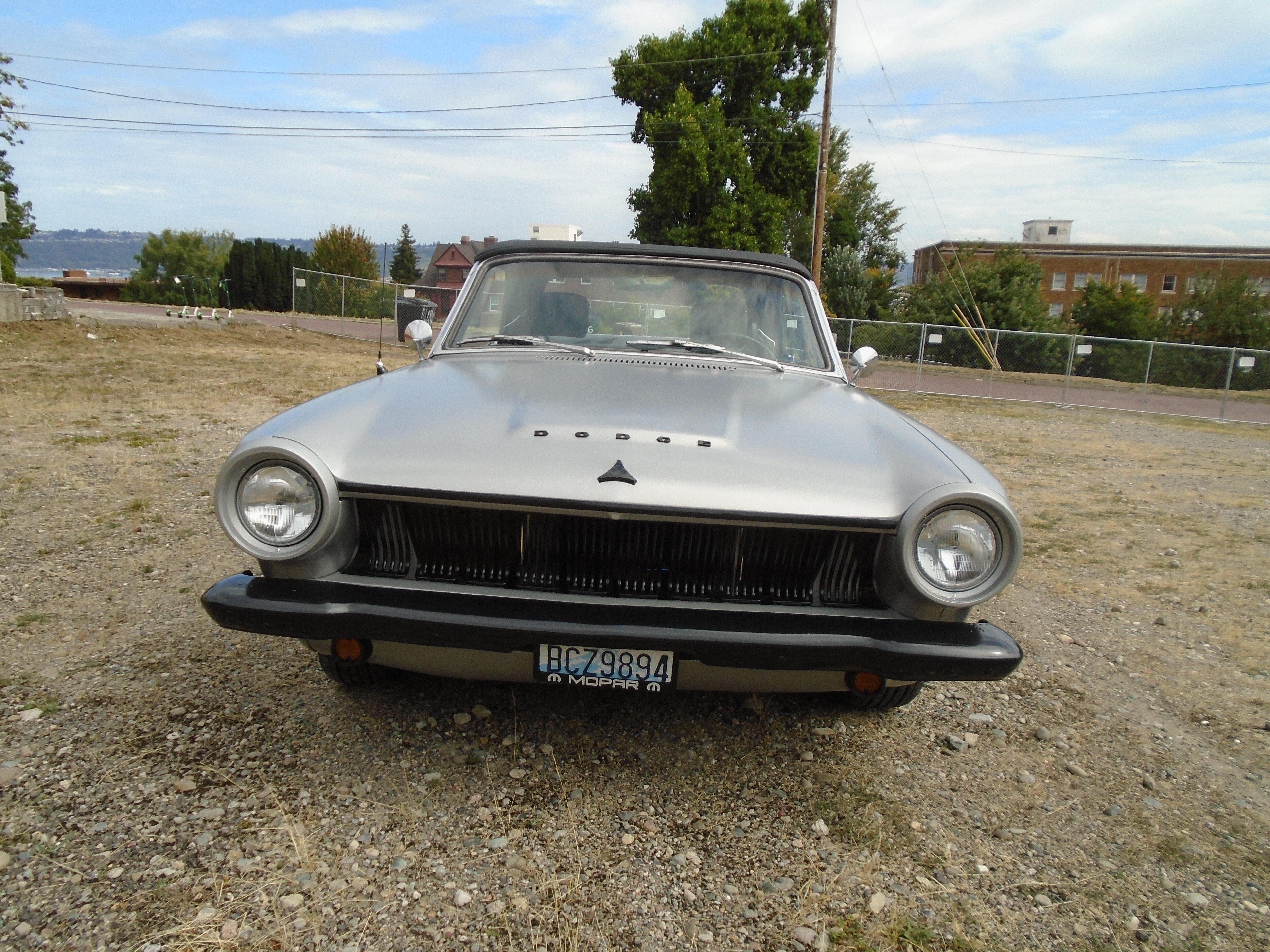 1963 Dodge Dart For Sale Near Tacoma Washington 98402 Classics On Autotrader