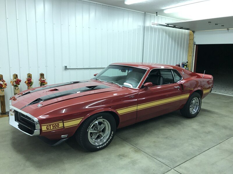 1969 Shelby GT500 Classics for Sale - Classics on Autotrader