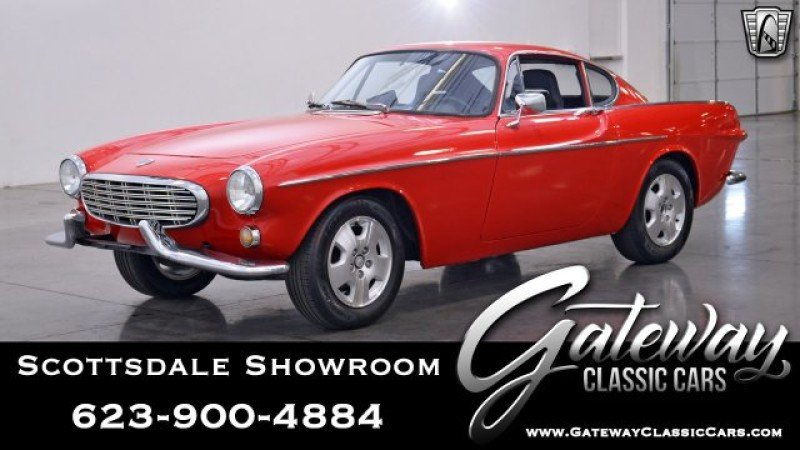 Volvo Sports Car >> Volvo P1800 Classics For Sale Classics On Autotrader