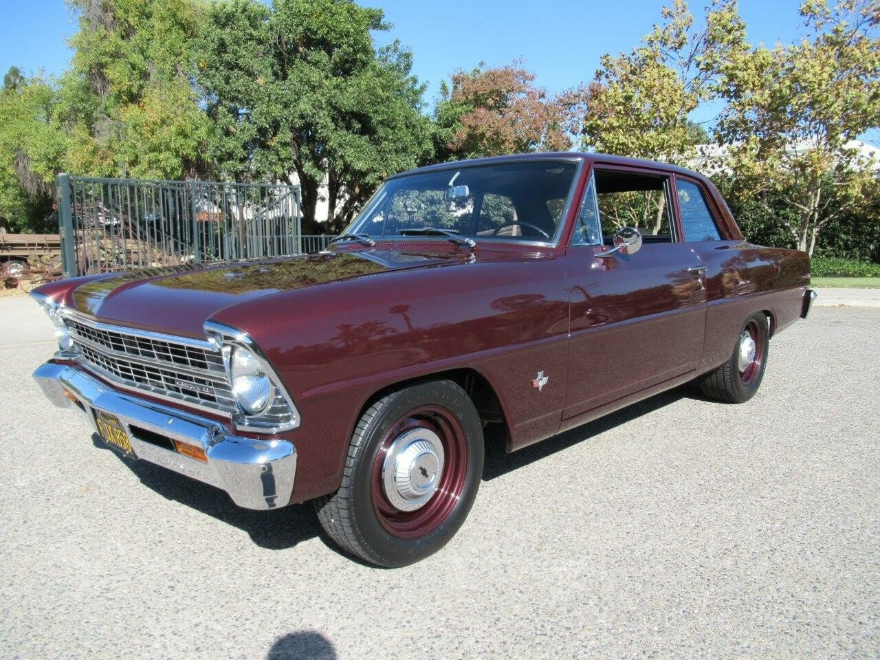 1967 Chevrolet Chevy Ii For Sale Near Simi Valley California 93065
