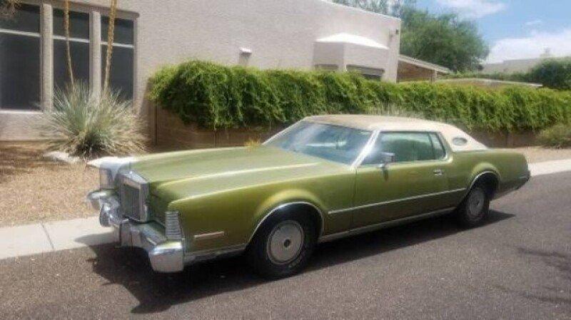 1973 Lincoln Mark Iv Classics For Sale Classics On Autotrader