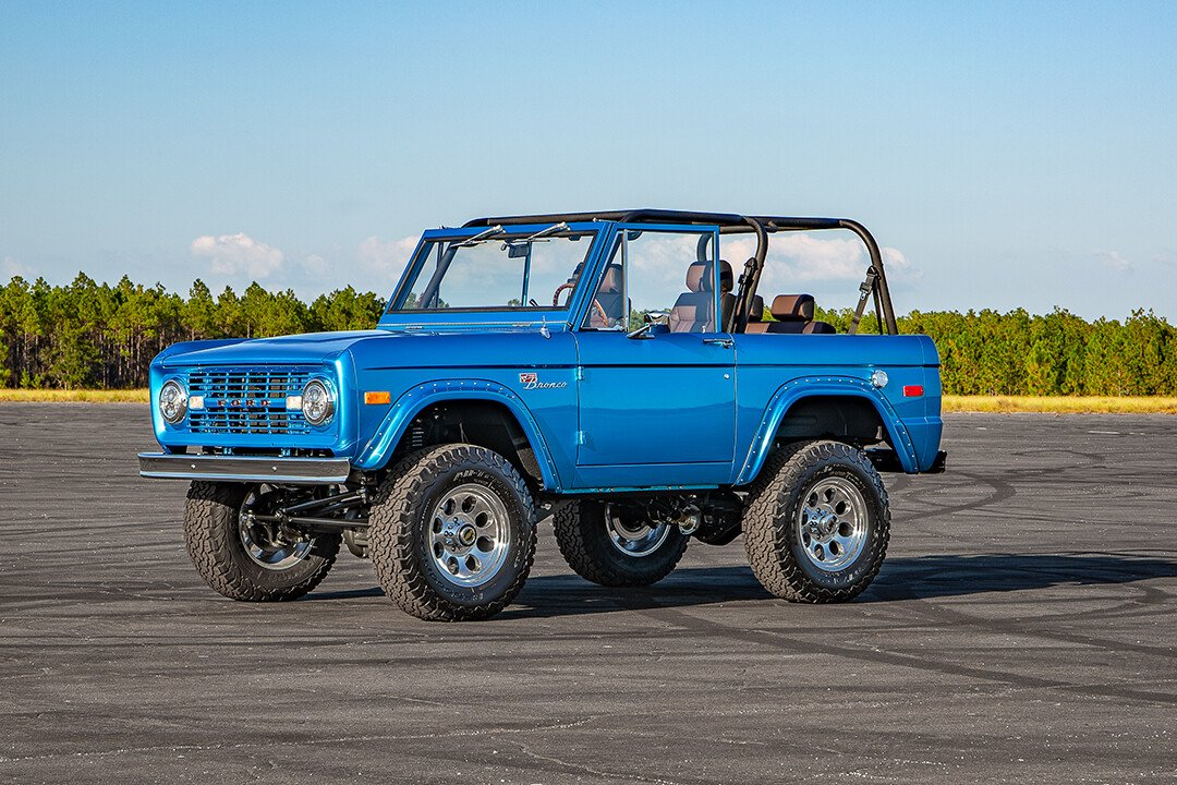 1973 Ford Bronco For Sale Near Pensacola Florida 32505 Classics On Autotrader