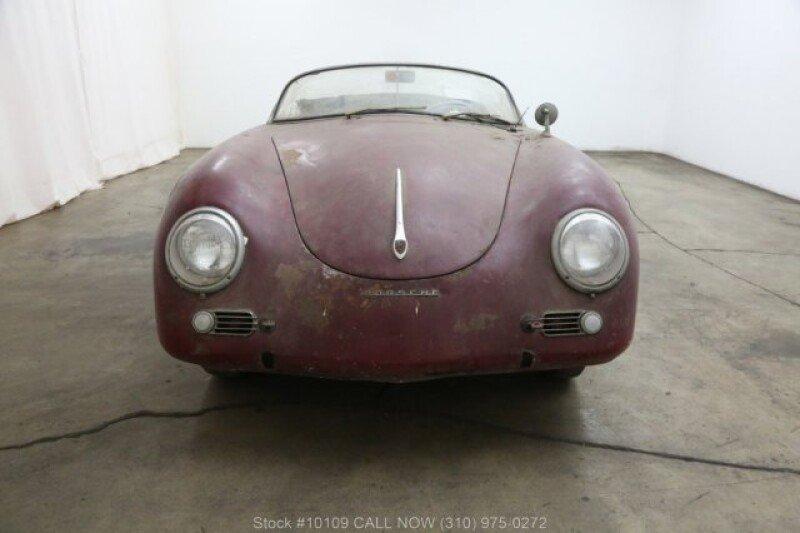 1957 Porsche 356 Classics For Sale Classics On Autotrader