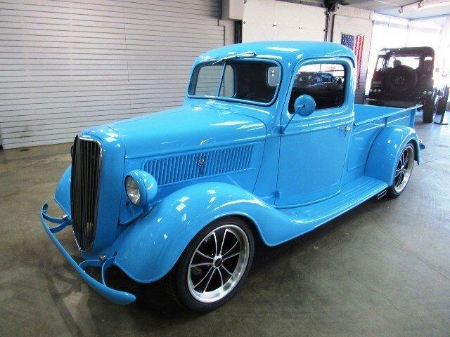 Flat Glass Power Window Conversion  40 1940 Ford Pickup Truck Panel  truck