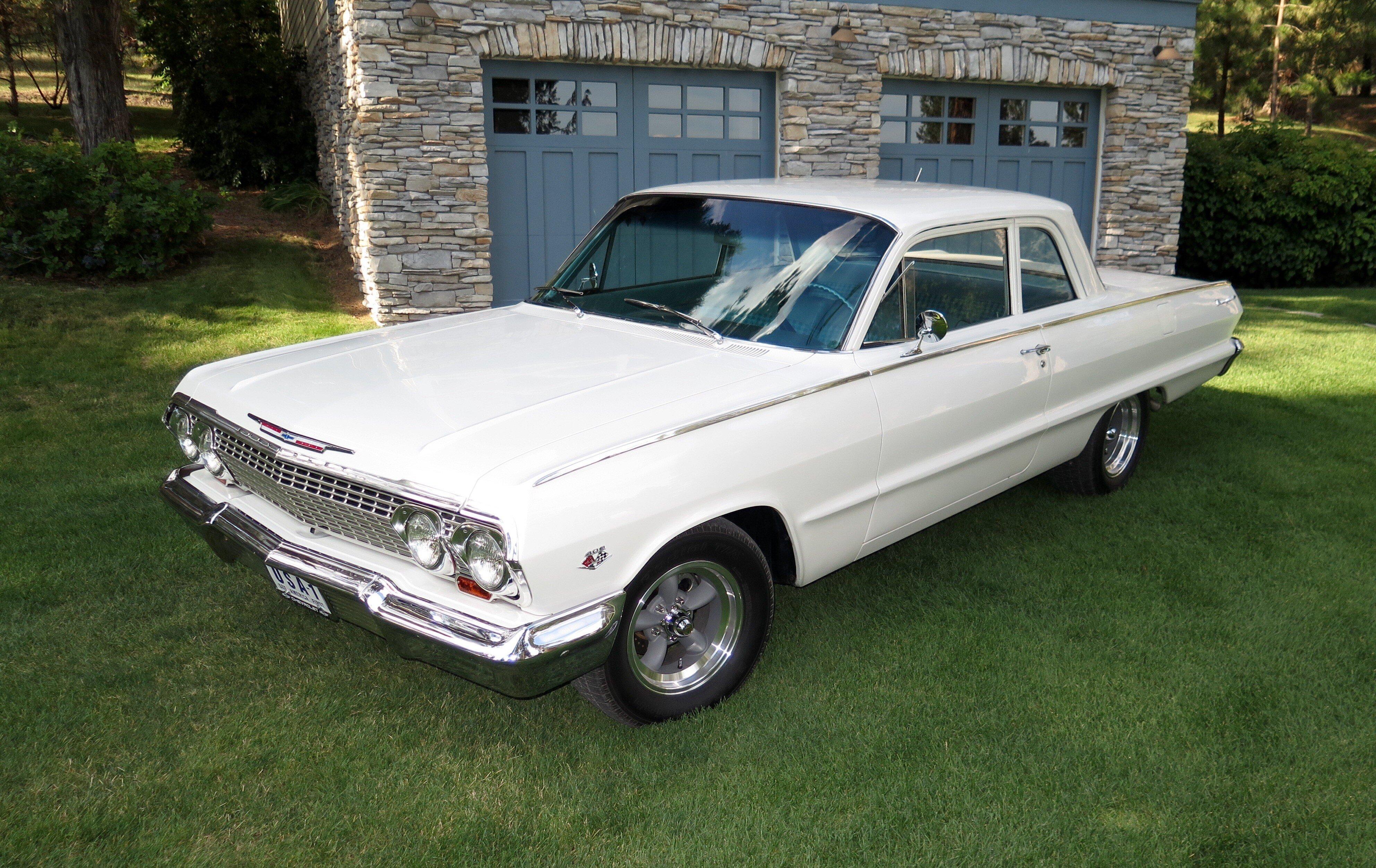 1963 Chevrolet Biscayne For Sale Near Dayton Montana 59914 Classics On Autotrader