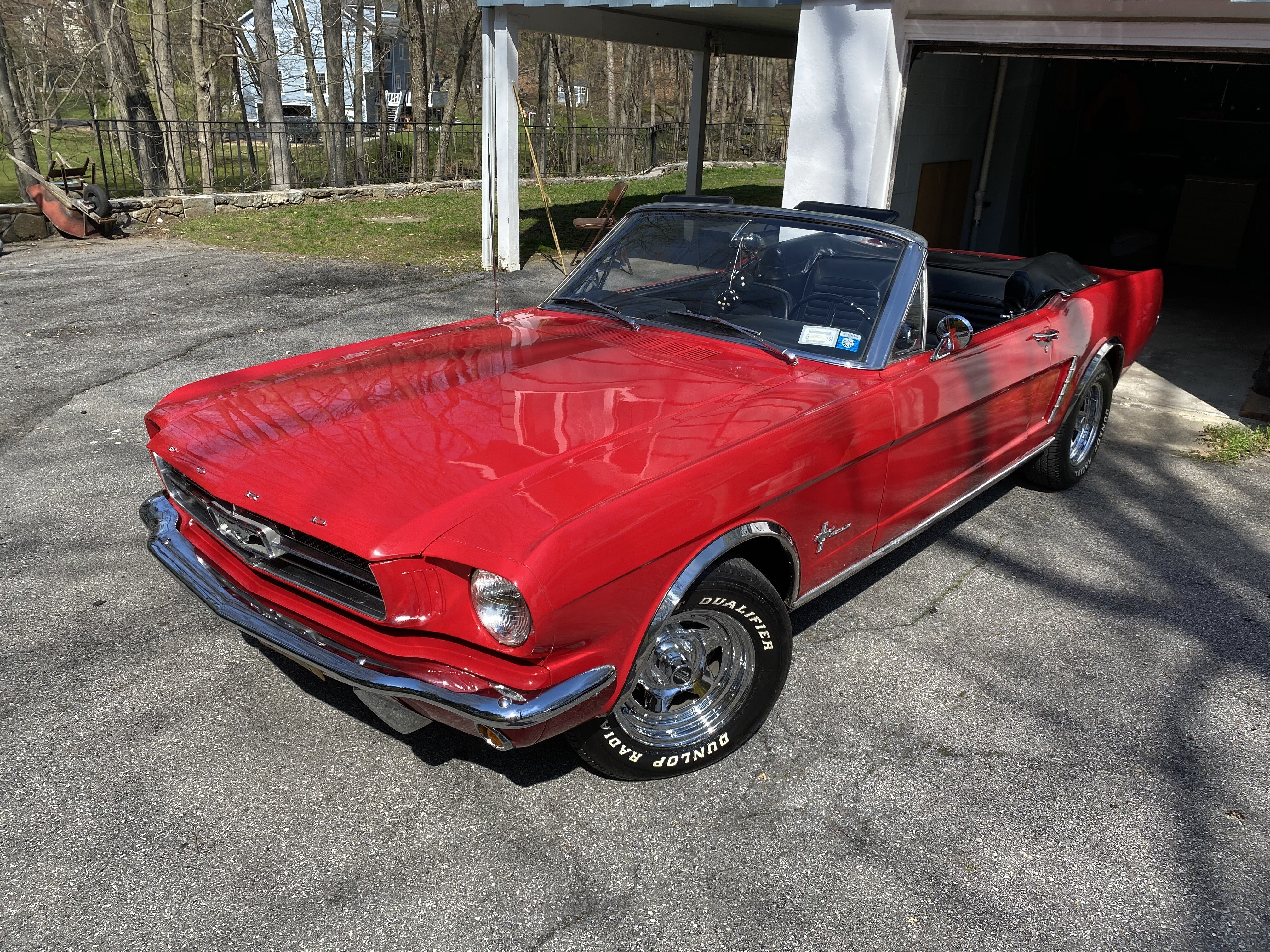 1964 Mustang Automatic