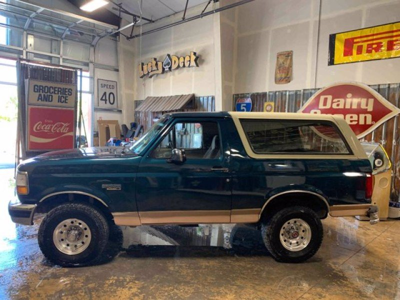 1994 ford bronco classics for sale classics on autotrader 1994 ford bronco classics for sale