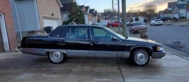 1995 cadillac fleetwood classics for sale classics on autotrader 1995 cadillac fleetwood classics for