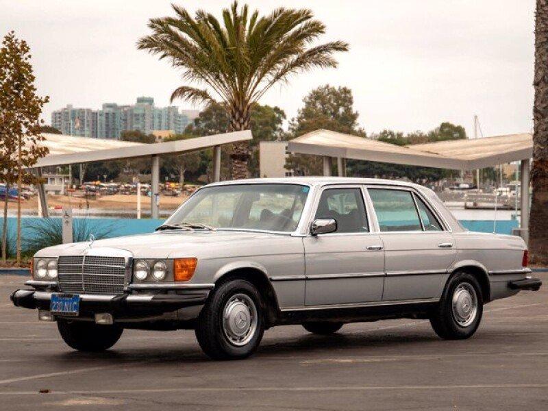 Mercedes Benz 450sel Classics For Sale Classics On Autotrader