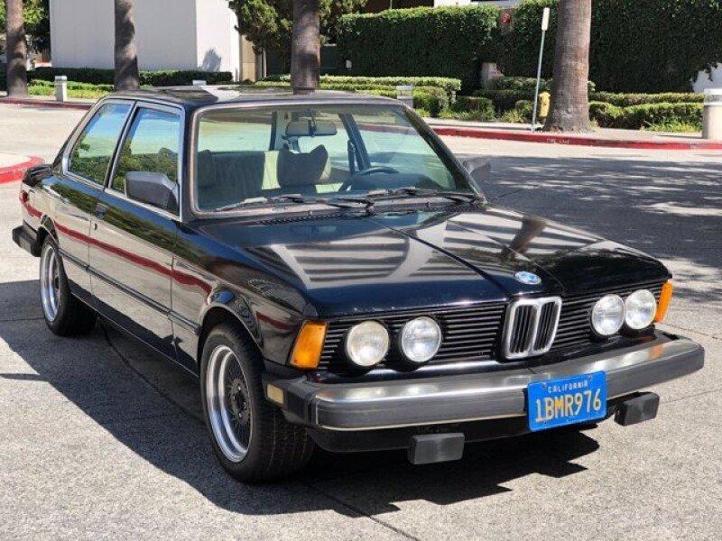 1980 Bmw 320i Classics For Sale Classics On Autotrader