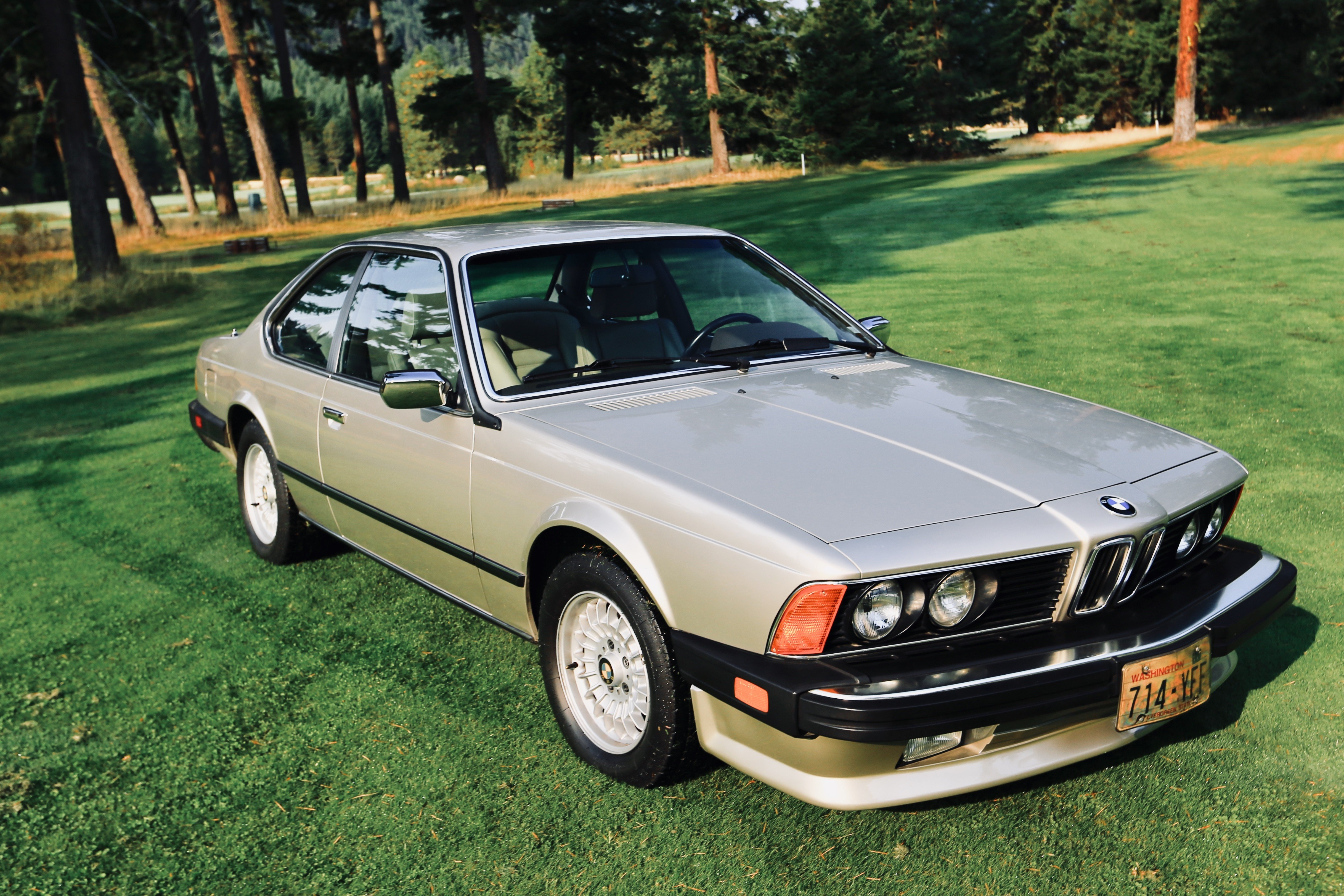 1986 Bmw 635csi Classics For Sale Classics On Autotrader