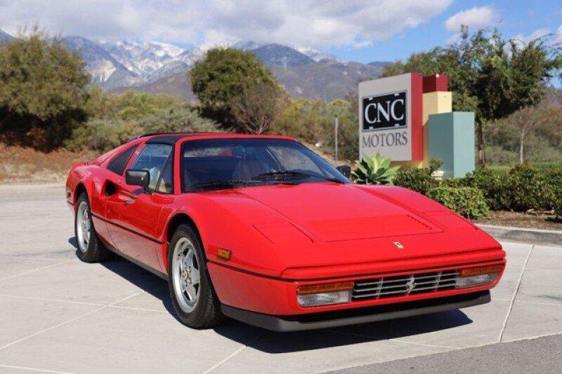 1989 Ferrari 328 Gts For Sale Near Upland California 91784 Classics On Autotrader