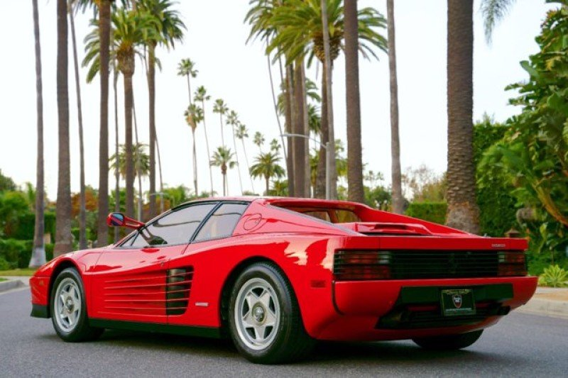 1986 Ferrari Testarossa Classics For Sale Classics On Autotrader