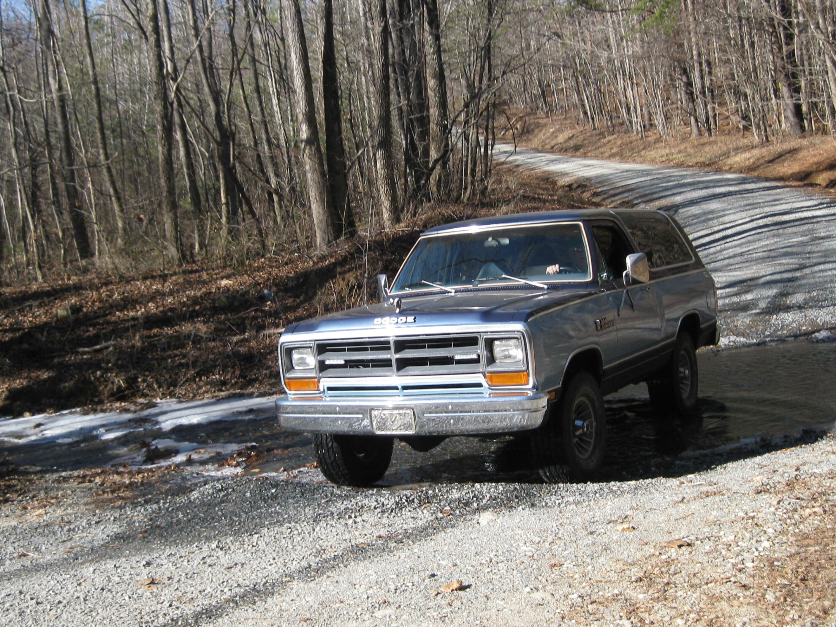 1987 Dodge Ramcharger Classics For Sale Classics On Autotrader