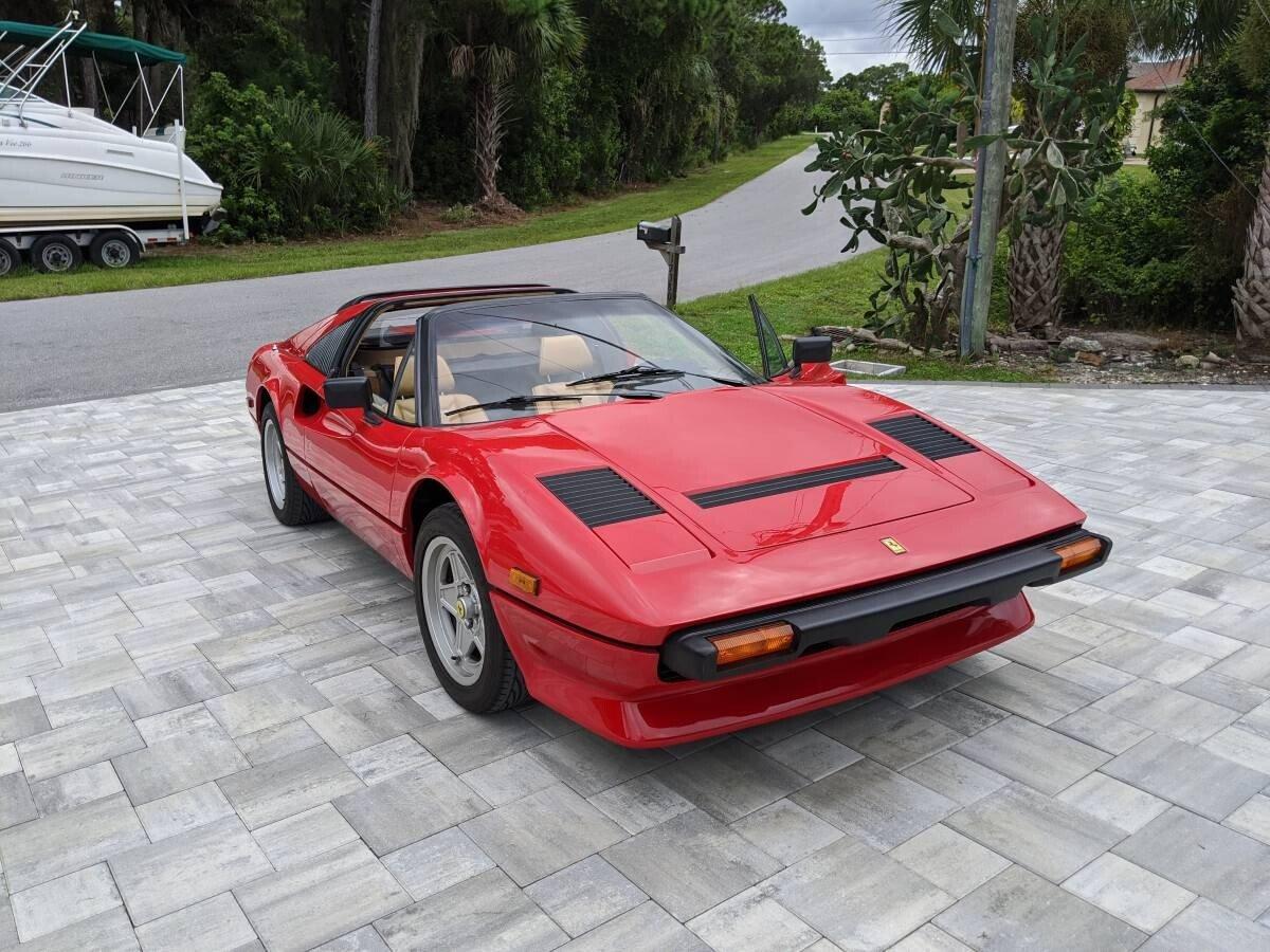 1983 Ferrari 308 Classics For Sale Classics On Autotrader