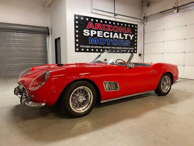 1963 Ferrari 250 Classics For Sale Classics On Autotrader