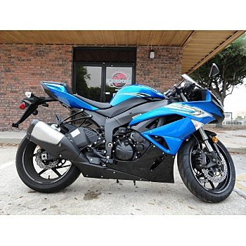2011 Kawasaki Ninja ZX-6R for sale 200328075
