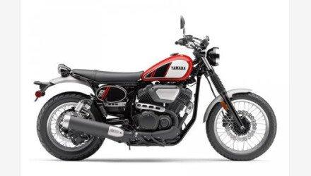 2017 Yamaha SCR950 for sale 200403656