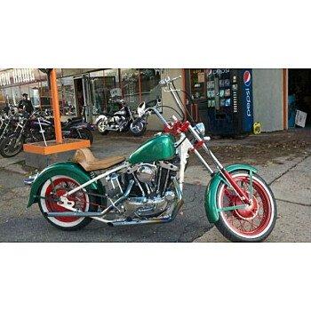 1974 Harley-Davidson Other Harley-Davidson Models for sale 200440275