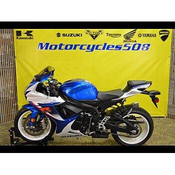2013 Suzuki GSX-R600 for sale 200443193