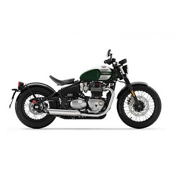 2017 Triumph Bonneville 1200 Bobber for sale 200451416