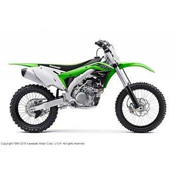 2016 Kawasaki KX450F for sale 200464158