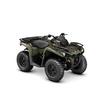 2018 Can-Am Outlander 570 for sale 200466658