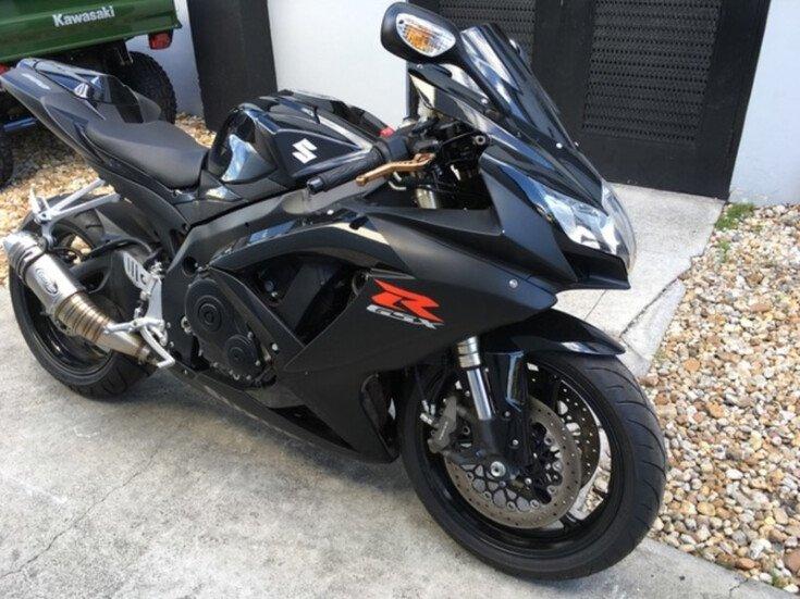 2008 Suzuki Gsx R600 For Sale Near Miami Florida 33155