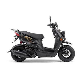 2017 Yamaha Zuma 50F for sale 200470077